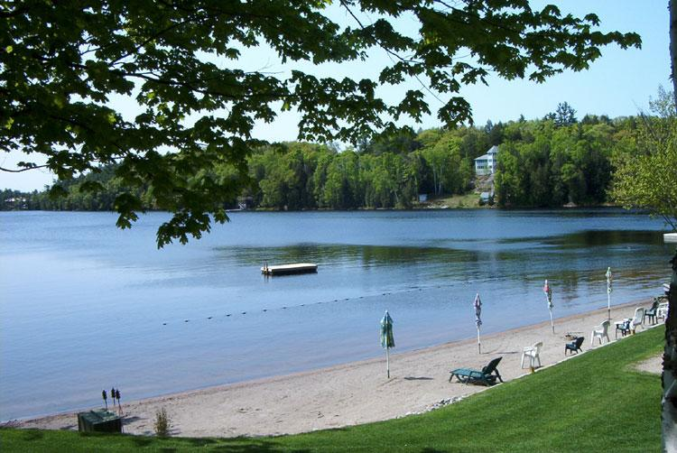 Silver Lake Cottage Resort Parry Sound Ontario